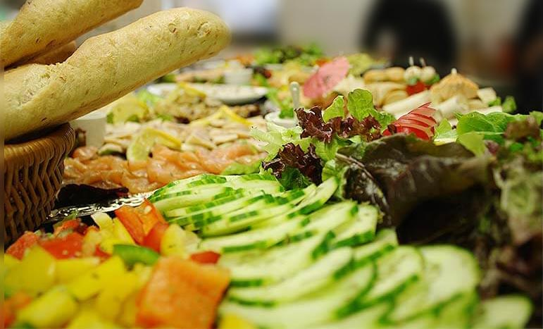 Junge Küche Partyservice | Partyservice Fuchs Erkelenz Catering Fingerfood Buffet